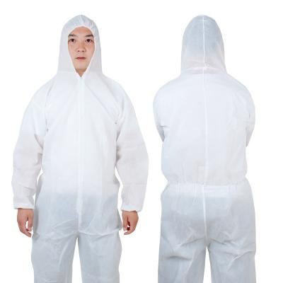 SMS DISPOSABLE COVERALL